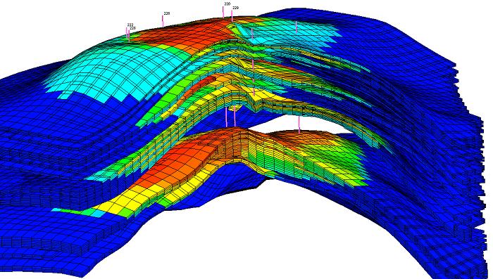геология и геологическое моделирование